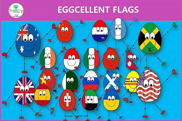 EGGcellent Kids Clip Art