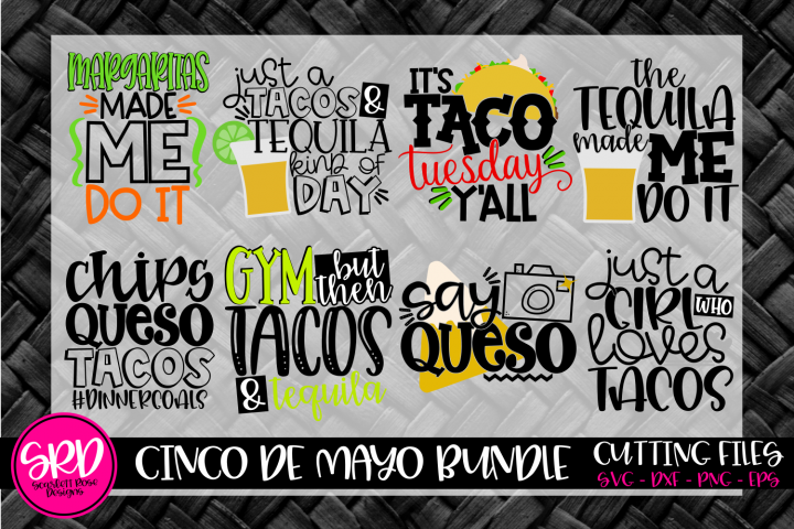 Cinco De Mayo SVG Bundle