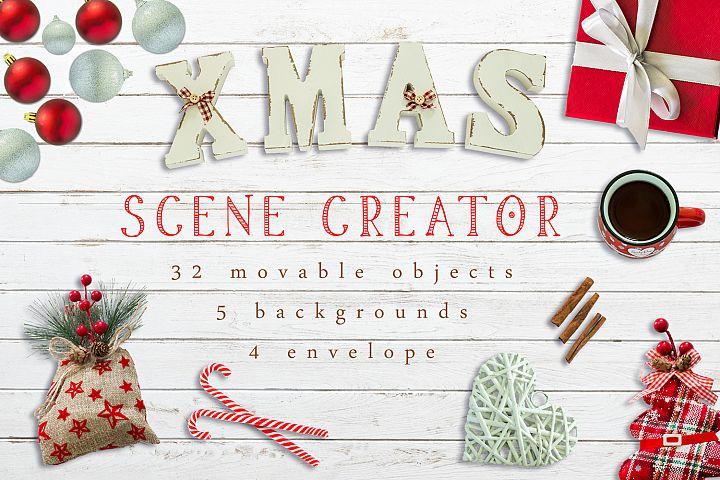 Christmas Scene Creator,XMAS Creator