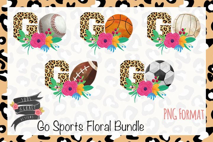 Go Sports Floral Bundle
