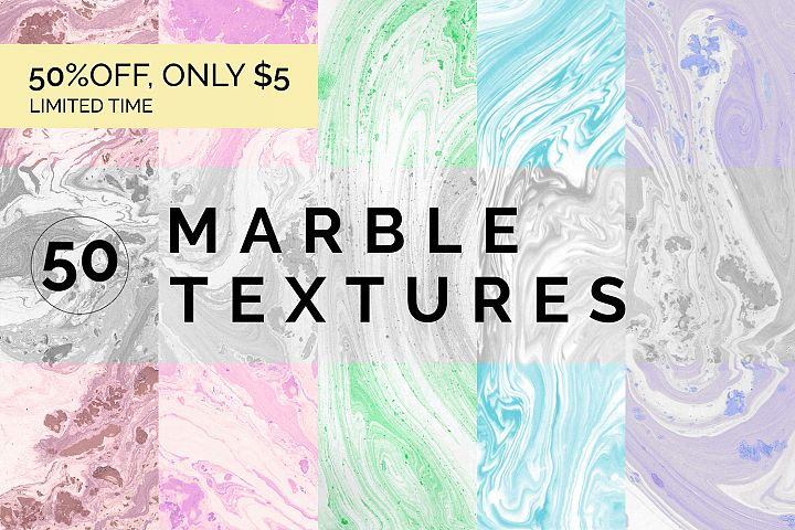 Marble Paper Textures Vol.1