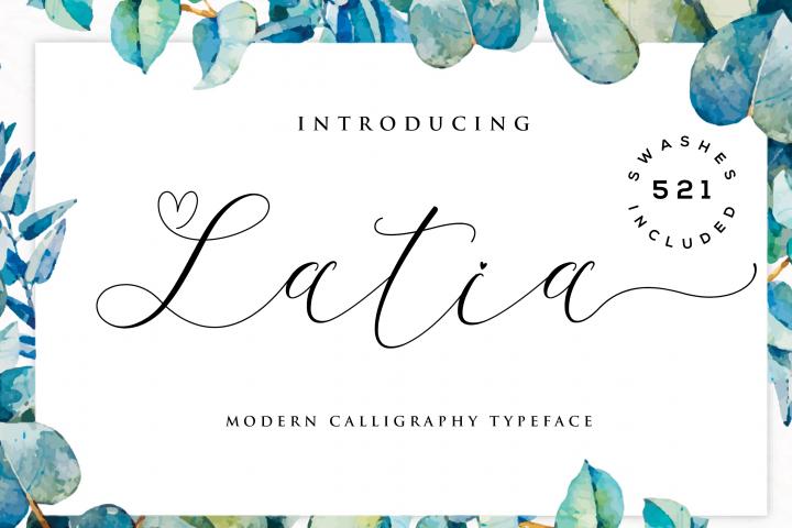 Latia Script