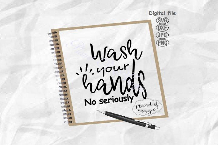 Wash Your Hands Svg, Bathroom Sign Svg, Toilet Svg