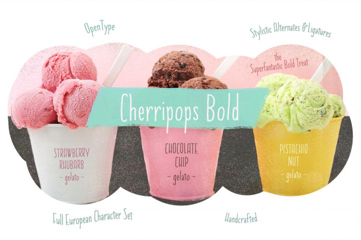 Cherripops Bold