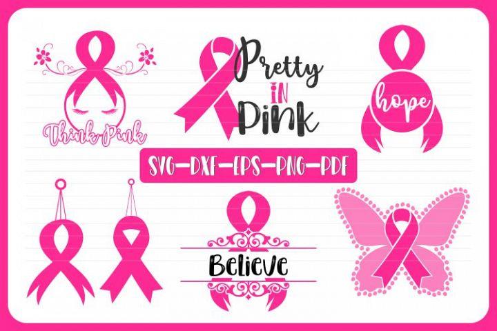 cancer awareness, breast cancer, cancer ribbon svg, survivor