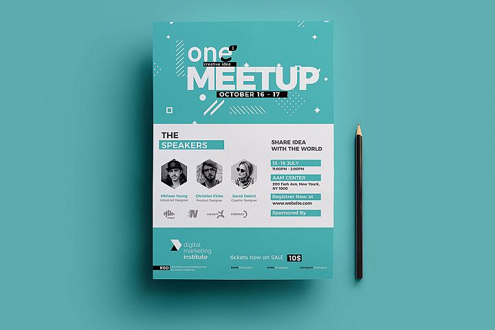 Event Poster/Flyer Design