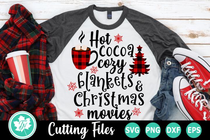 Christmas Movies - A Christmas SVG Cut File