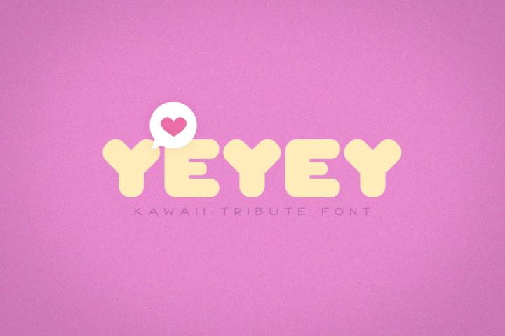 Yeyey - Kawaii