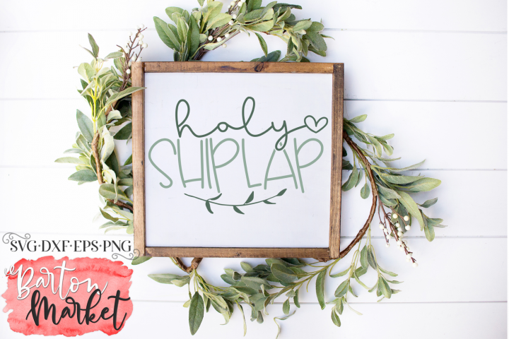 Holy Shiplap SVG DXF EPS PNG