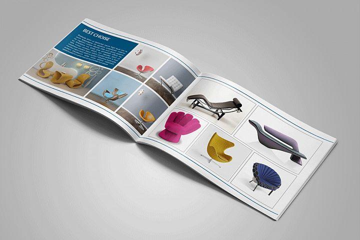 Simple Interior Catalog example 7