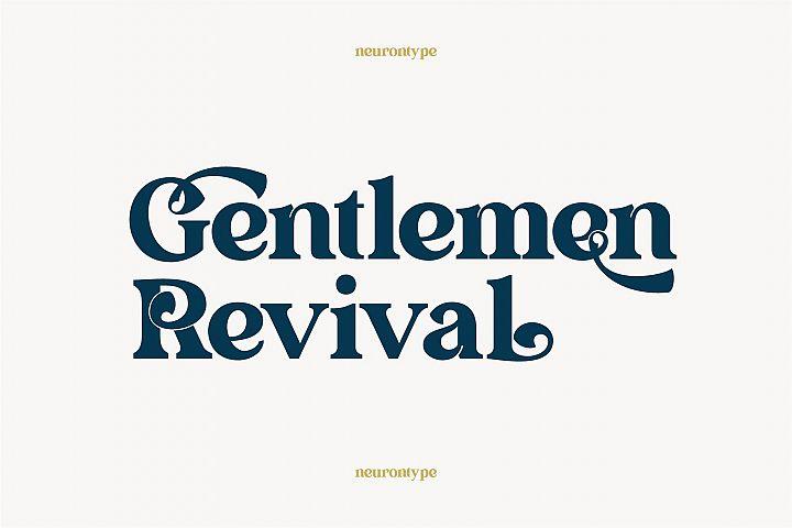 Gentlemen Revival