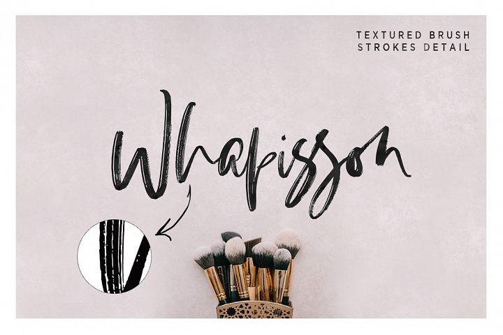 Bestlady Brush Font example image 6