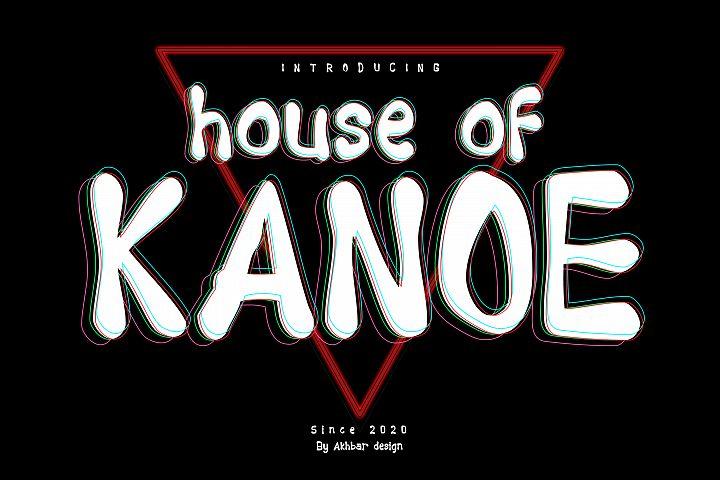 House of Kanoe