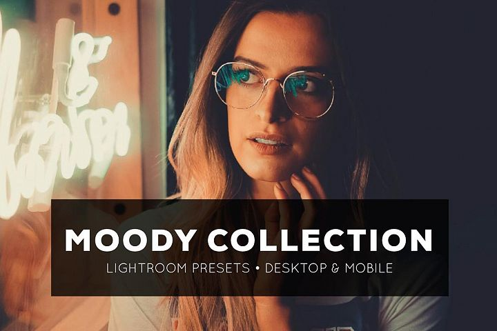Moody Collection - Lightroom Presets