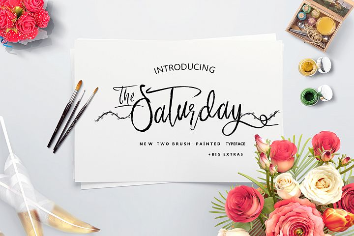 Saturday & Swashes