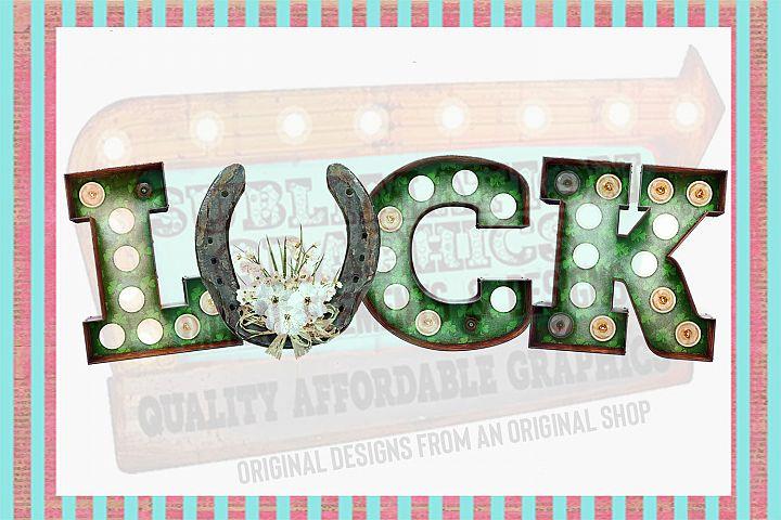 Luck Sublimation Digital Download