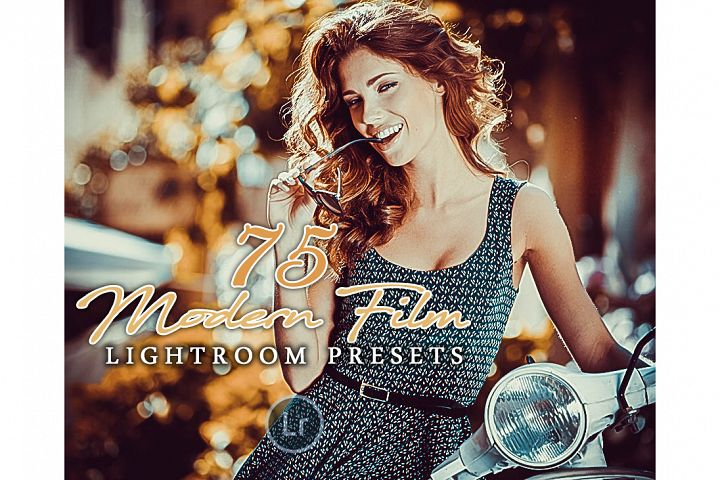 Modern Film Lightroom Presets Vol 2