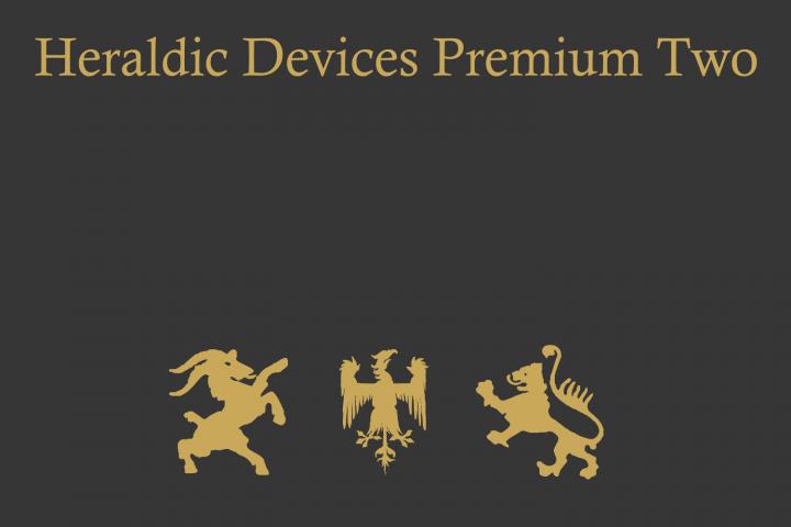 Heraldic Devices Premium (pack)  example image 2