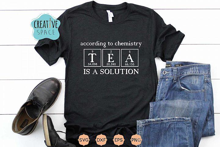 Tea SVG example 1