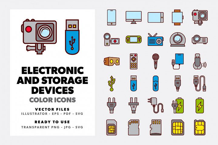 Electronic and Storage Devices