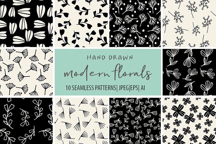 Modern Floral Patterns