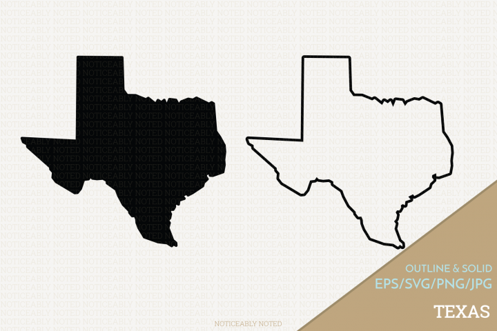 Texas Vector / Clip Art