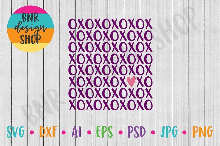 Hugs and Kisses SVG, Valentine SVG, SVG Files, DXF File