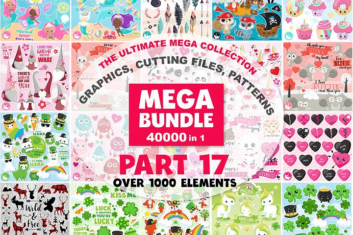 MEGA BUNDLE PART17 - 40000 in 1 Full Collection
