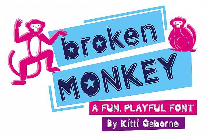 Broken Monkey