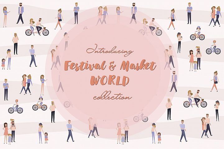 Festival & Market collection