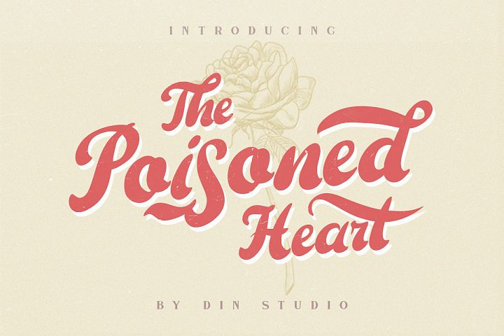 The Poisoned Heart Script