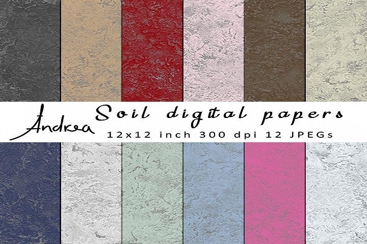 Soil digital papers