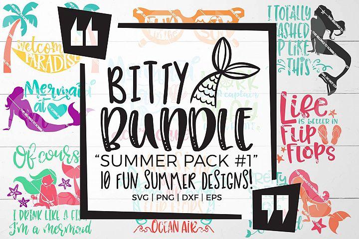 Summer SVG Bundle for Cricut