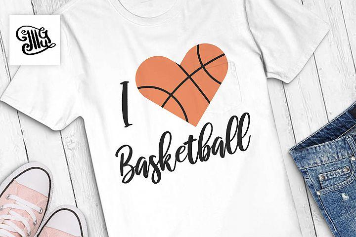 Love basketball - Basketball girl