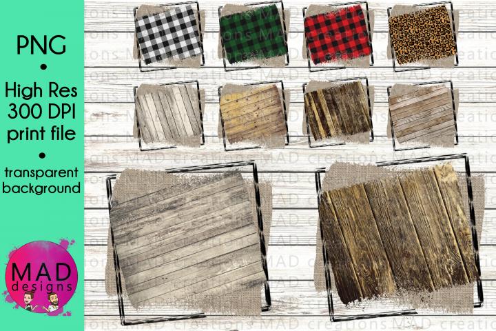 Bundle - Rustic Templates