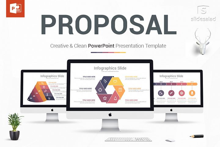Best Business Proposal PowerPoint Templates