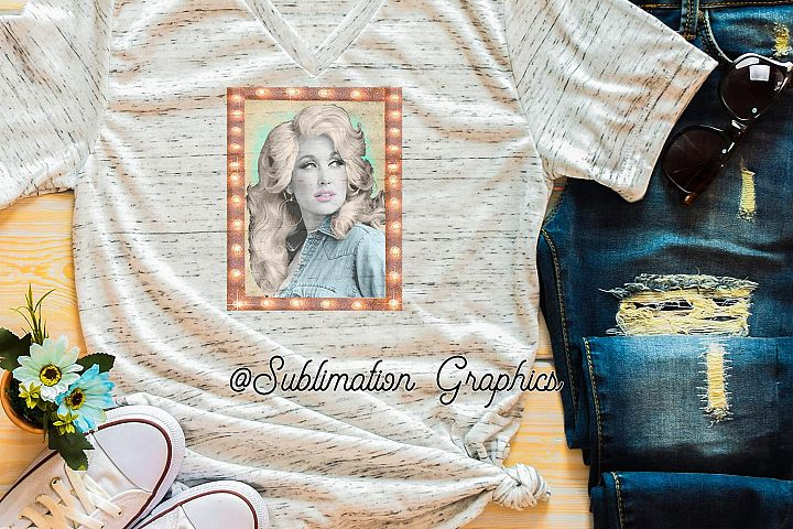 Dolly MarqueeDigital Download
