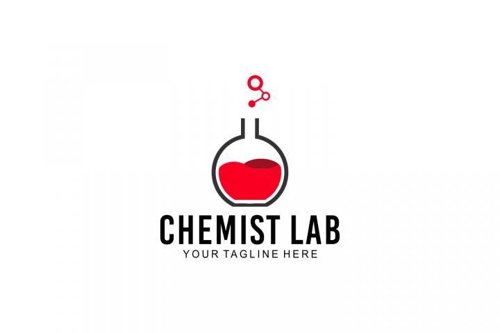 Chemist Lab Logo