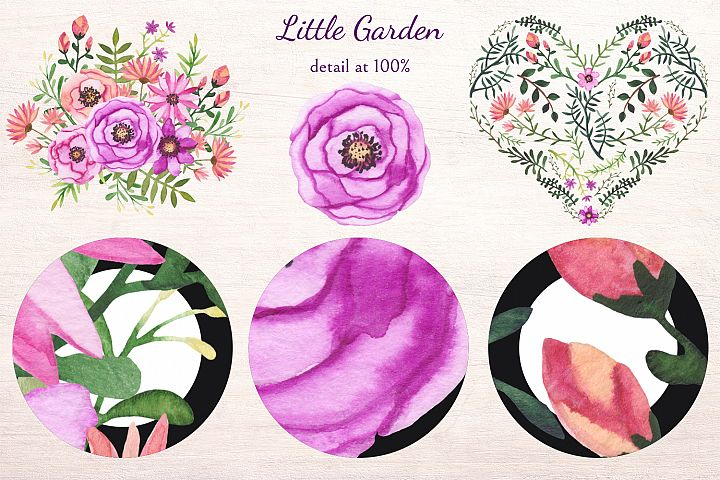 Little Garden example 9