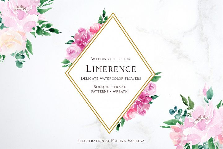 Limerence. Wedding collection