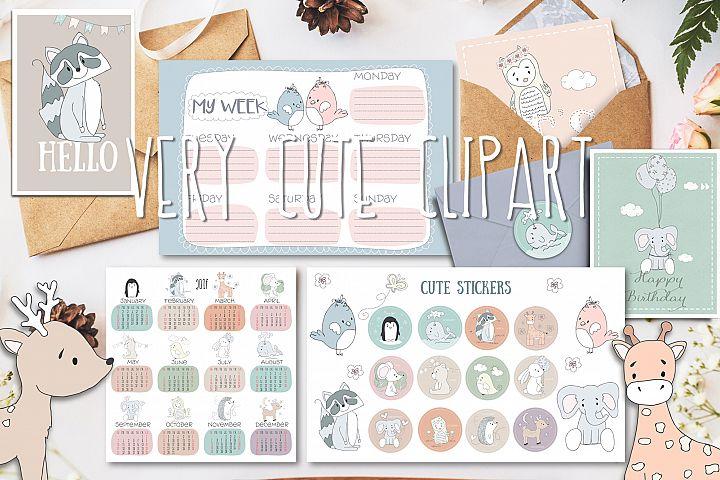 Very cute pack!