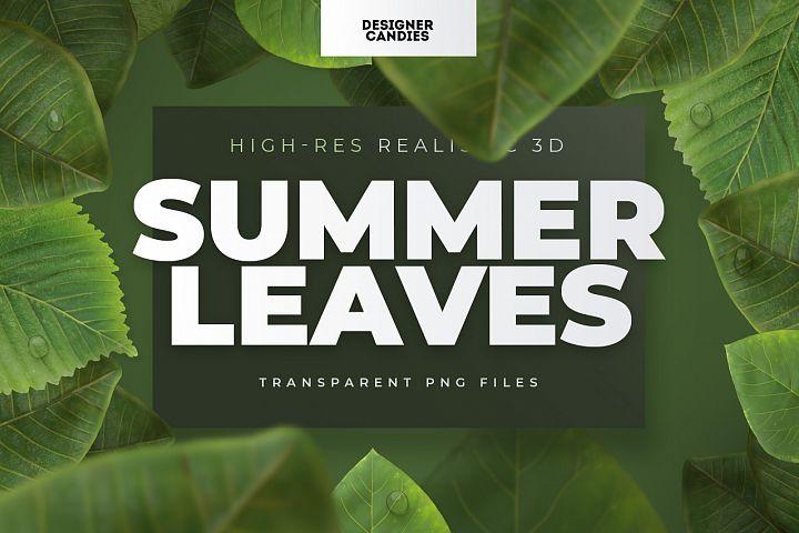 Leaf PNGs