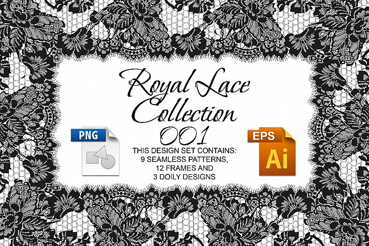 Royal Lace Collection Part 001