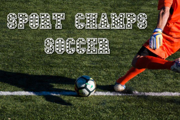 Sport Champs Soccer Font