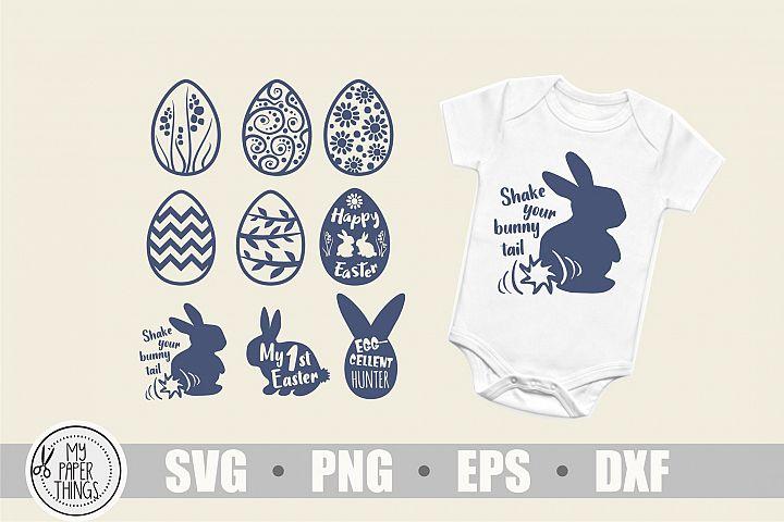 Easter Baby svg bundle