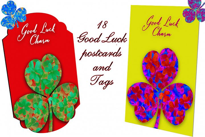 Good Luck Charm AleFairyland Crafters Card Making