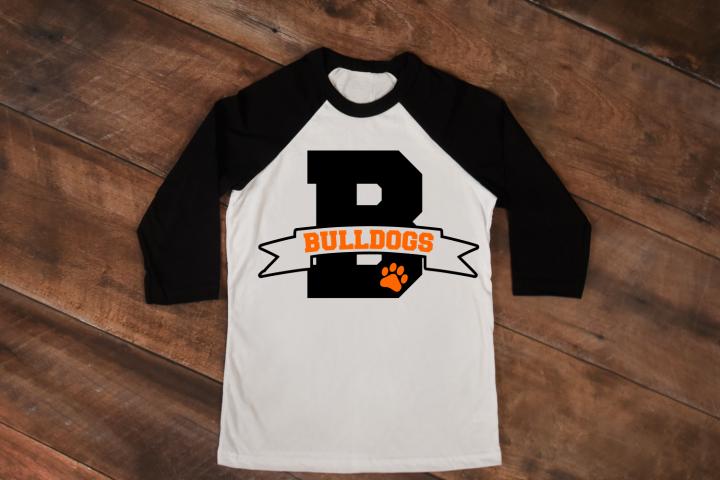 Bulldog Varsity Letter