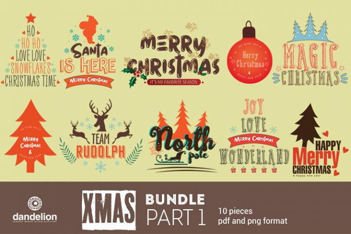 Xmas bundle Part 01