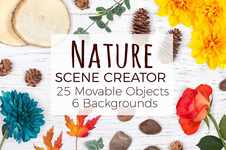 Nature Themed Scene Creator
