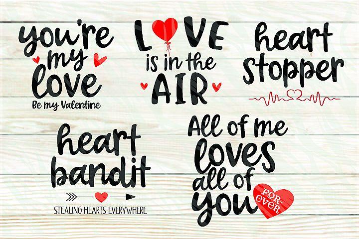 20 Printable Valentines